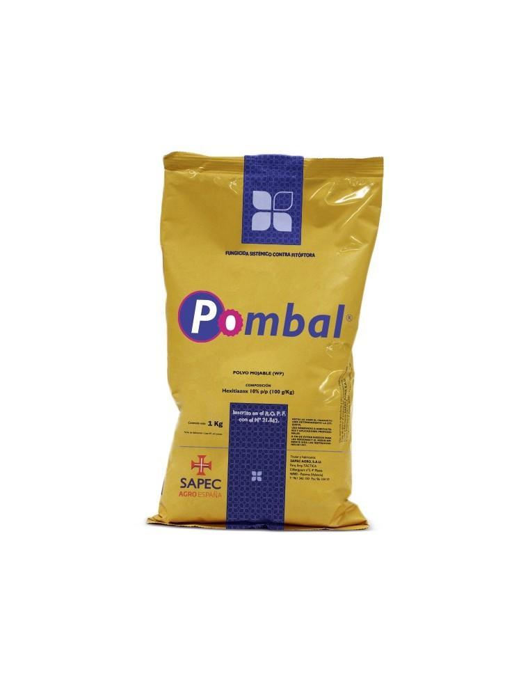 POMBAL SACO 1 KG Nº REG. 22875
