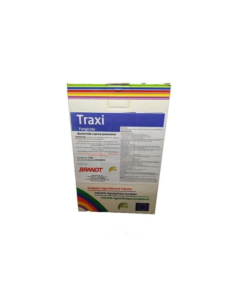 TRAXI CAJA 1 KG Nº REG. 21719