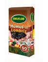 HUMUS DE LOMBRIZ 50L EMUFLOR
