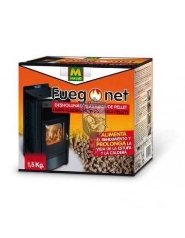 Fuegonet pellets 1.5 Kg